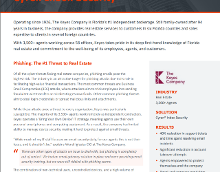 Case Study: The Keyes Company